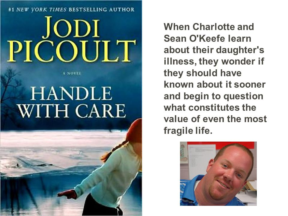 When Charlotte and Sean O'Keefe learn about their daughter's illness, they wonder if they should have known about it sooner and begin to question what