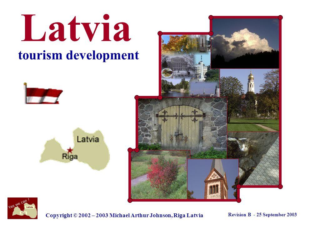 Revision B - 25 September 2003 Copyright © 2002 – 2003 Michael Arthur Johnson, Riga Latvia mike@rigalatvia.net www.latviaphoto.com/brandimage/ www.latviaphoto.com/rigasurvey/ www.latviaphoto.com/strategy/