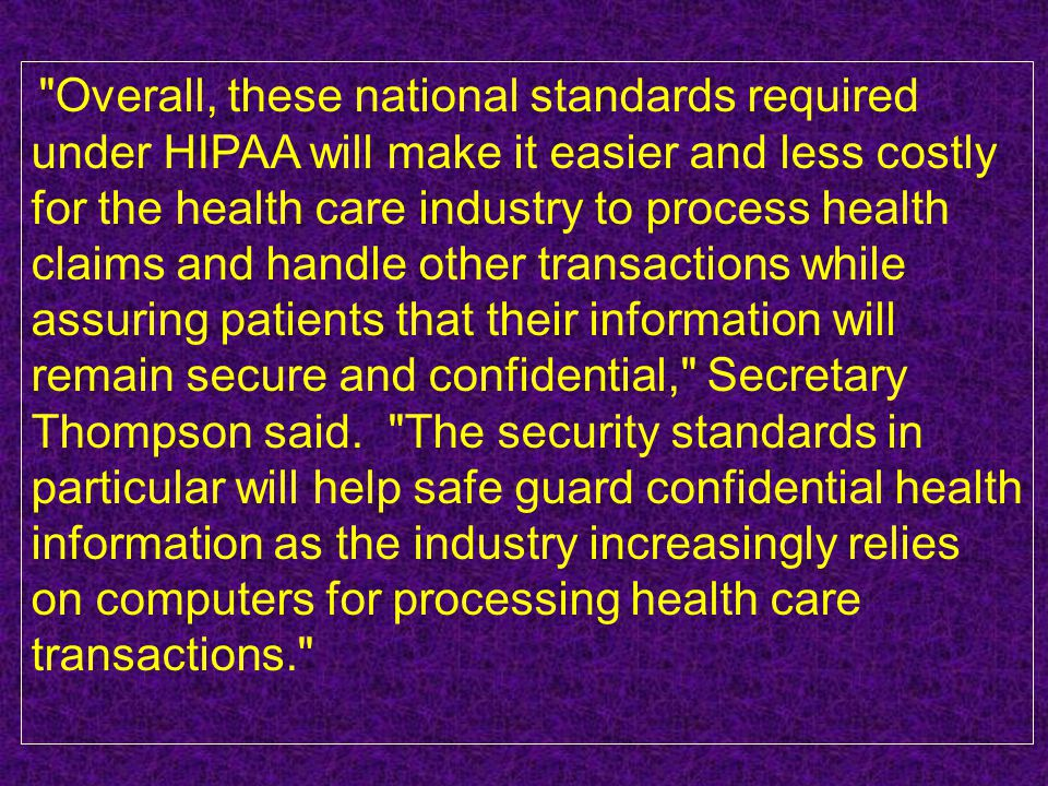 Business Associates of HIPAA Covered Entities