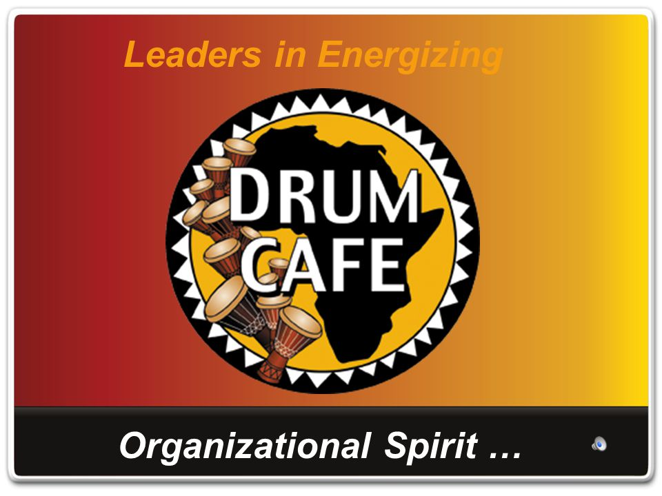 Leaders in Energizing Organizational Spirit …