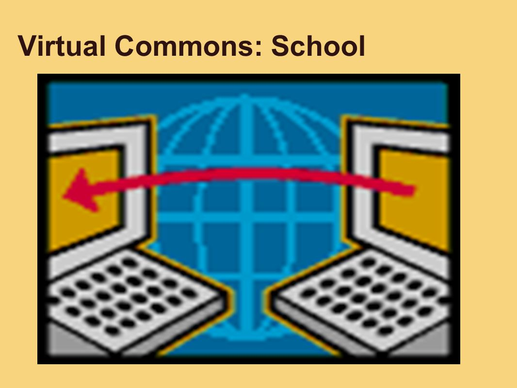 Virtual Commons: School
