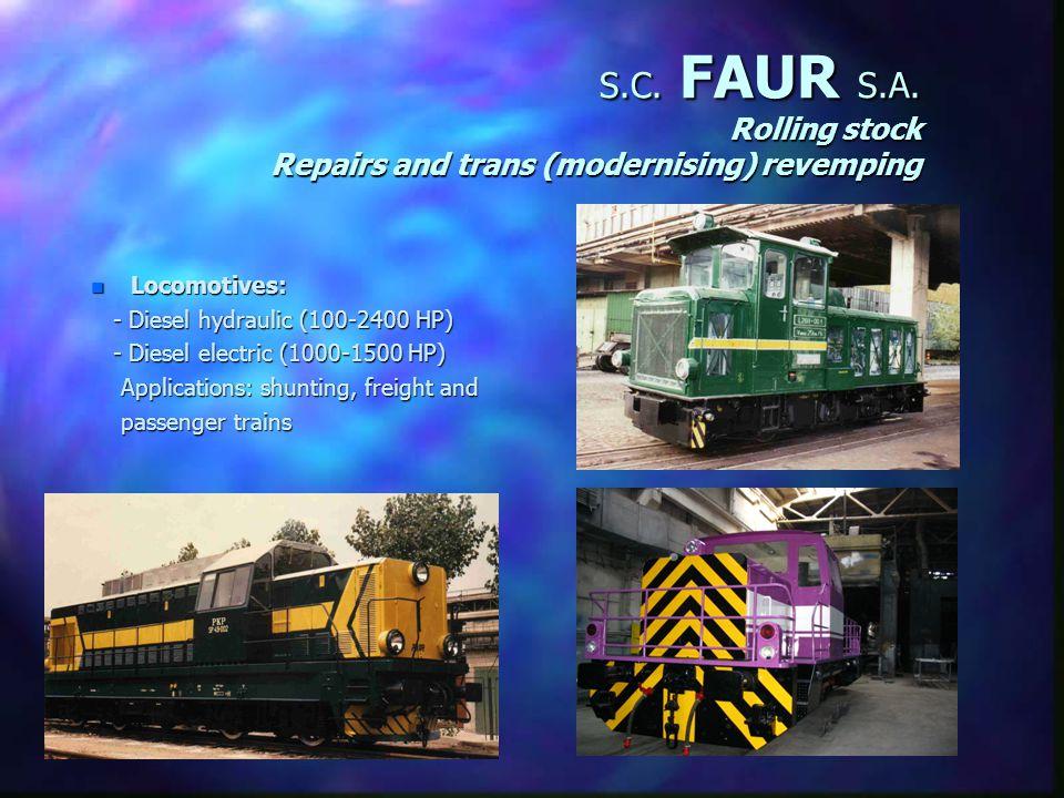 S.C. FAUR S.A.
