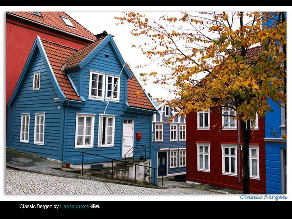 Classic Bergen by Hansaphotos Hansaphotos
