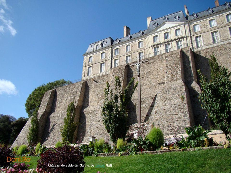 Château de Sablé sur Sarthe. by cargus cargus