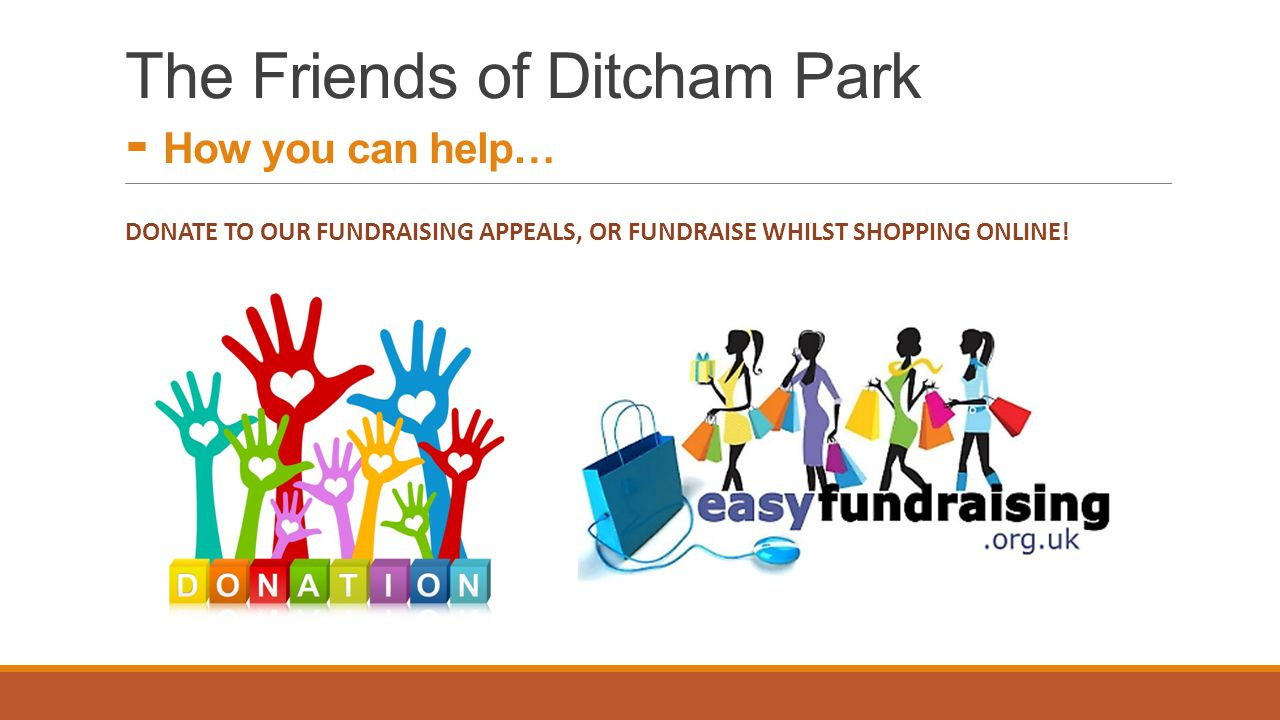 DONATE TO OUR FUNDRAISING APPEALS, OR FUNDRAISE WHILST SHOPPING ONLINE.