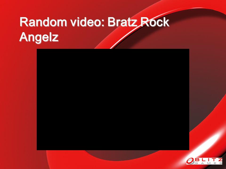Random video: Bratz Rock Angelz