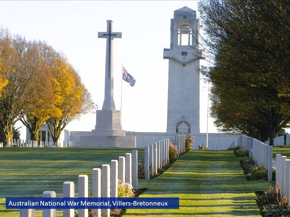 Australian National War Memorial, Villers-Bretonneux