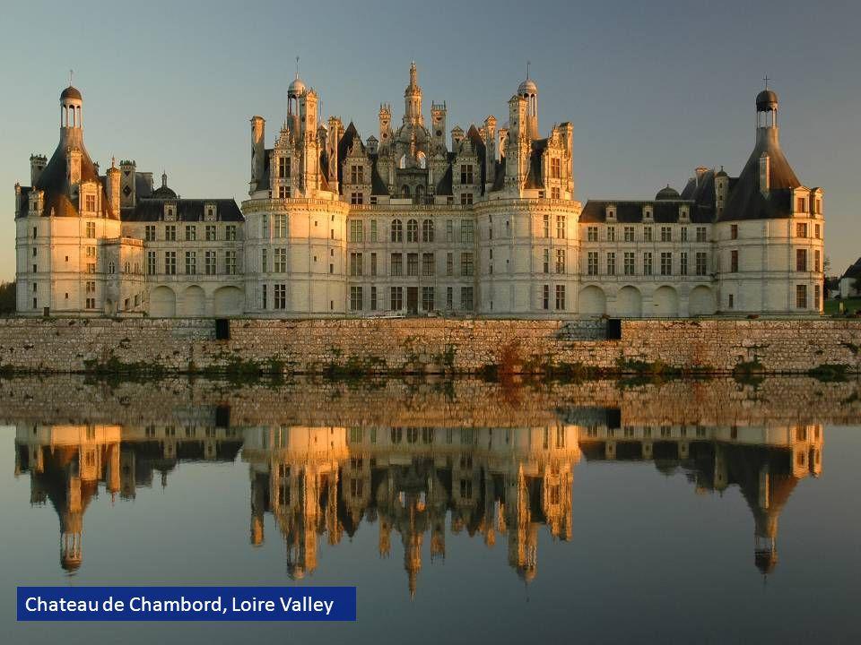 Chateau de Chambord, Loire Valley