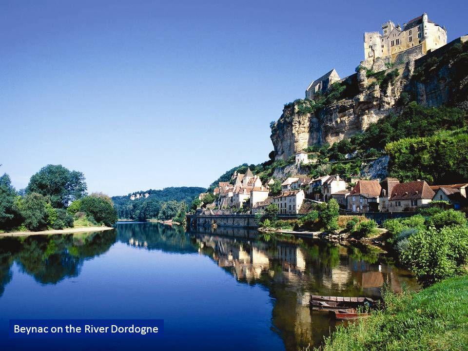 Beynac on the River Dordogne