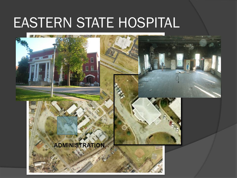 EASTERN STATE HOSPITAL ADMINISTRATION