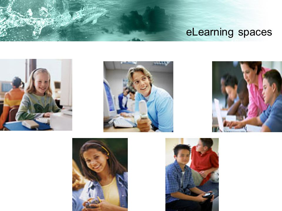 eLearning spaces