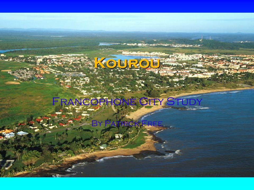 Kourou Francophone City Study By Patrick Free