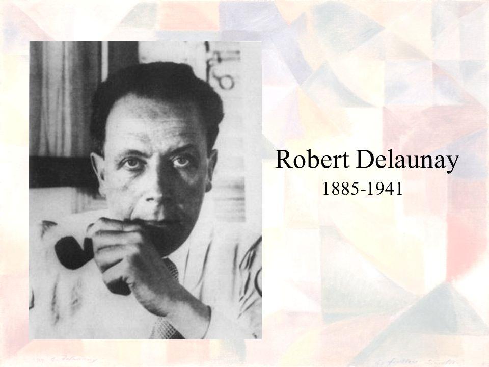 Robert Delaunay 1885-1941