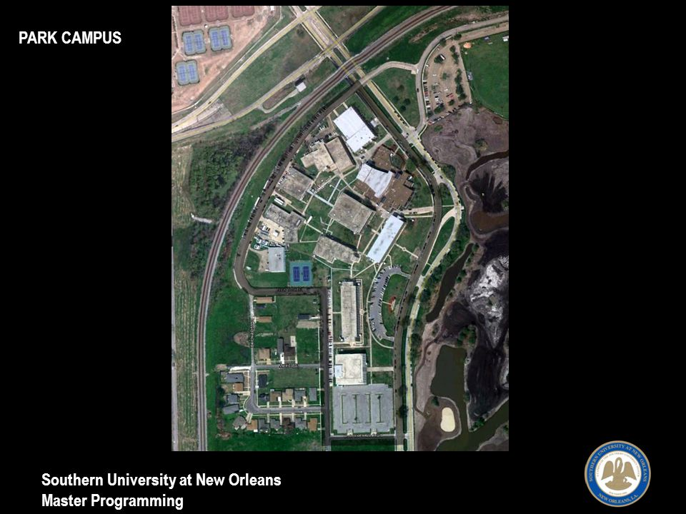 Southern University at New Orleans Master Programming PARK CAMPUS