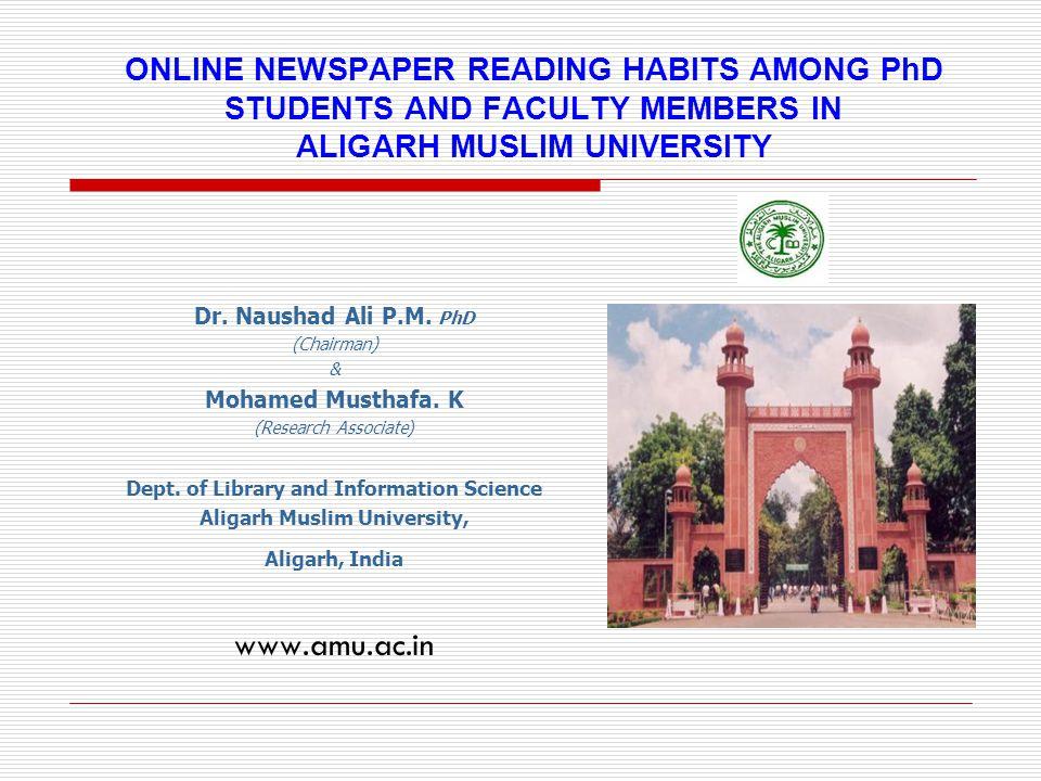 Online Newspaper / Web Newspaper 1.