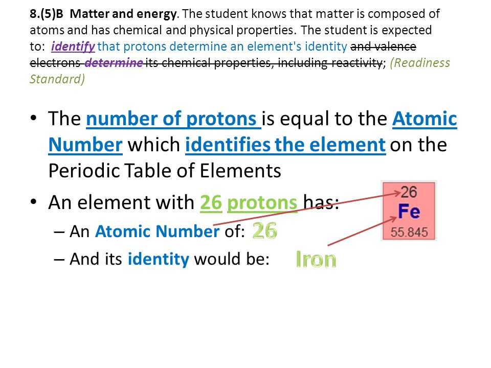 8.(5)F Matter and energy.