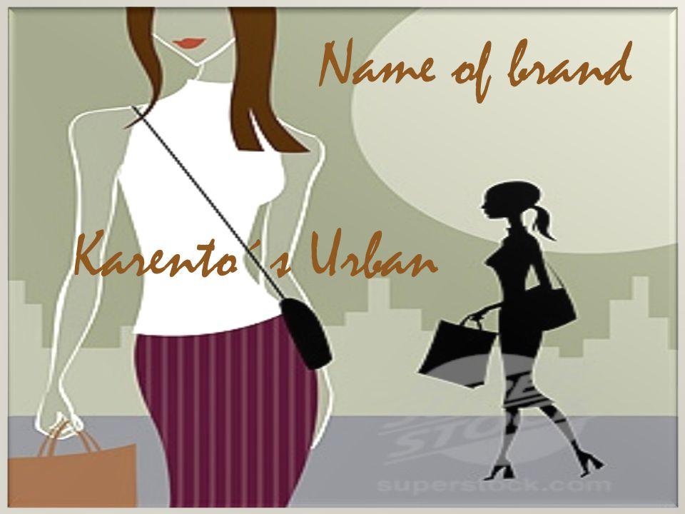 Name of brand Karento´s Urban
