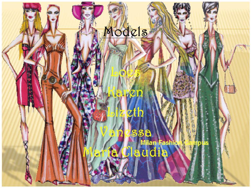 Models Loes Karen Lizeth Vanessa María Claudia