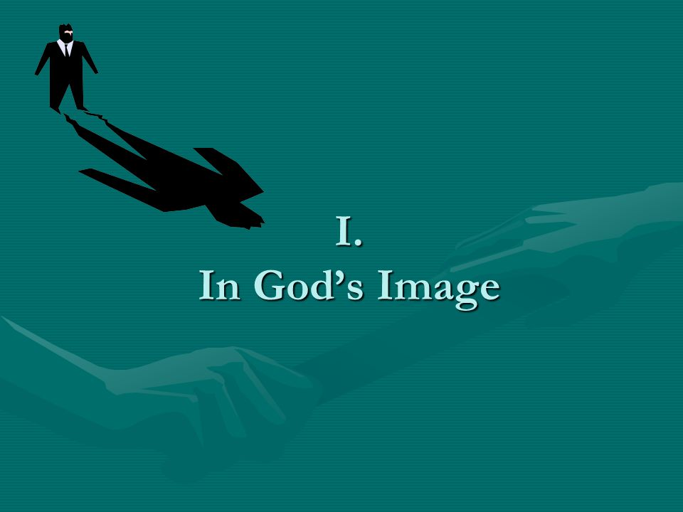 Man, one kind of flesh…, Corinthians 15:37-39 1.The author of all living forms is God.