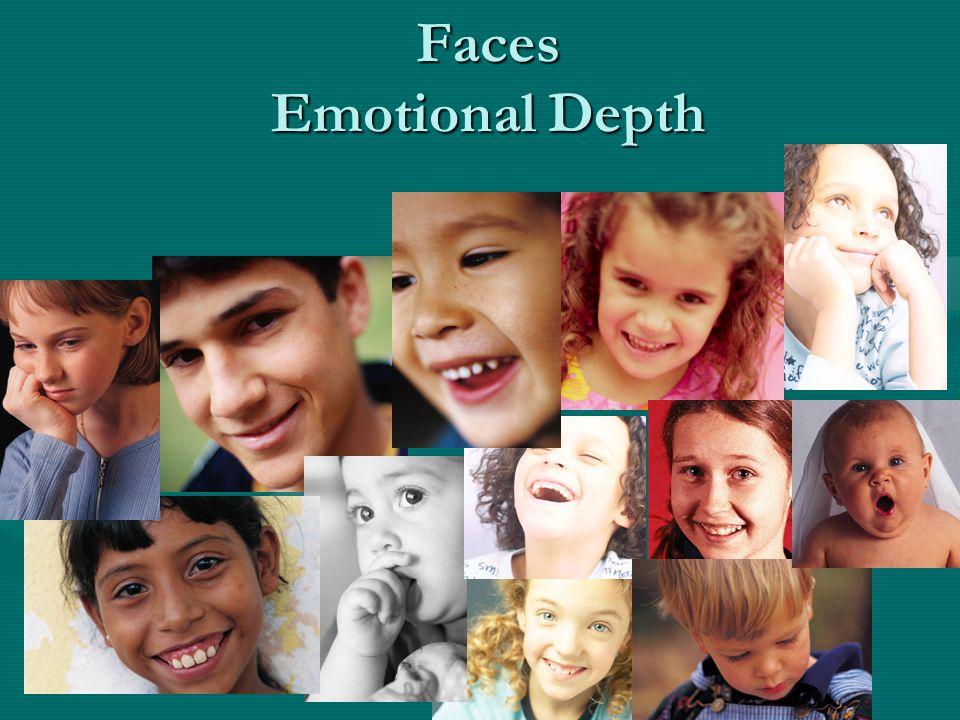 Faces Emotional Depth