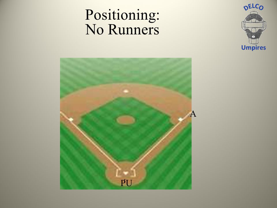 Positioning: No Runners CB A PU