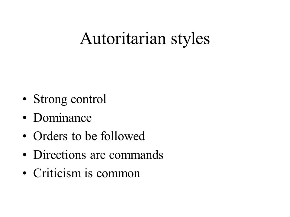 Behavioural theories [styles]: What the leader does rather than who the leader is The way someone performs the task: Charismatic Theory Authoritarian Democratic Laissez-Faire Task vs Relationship (Blake & Mouton)