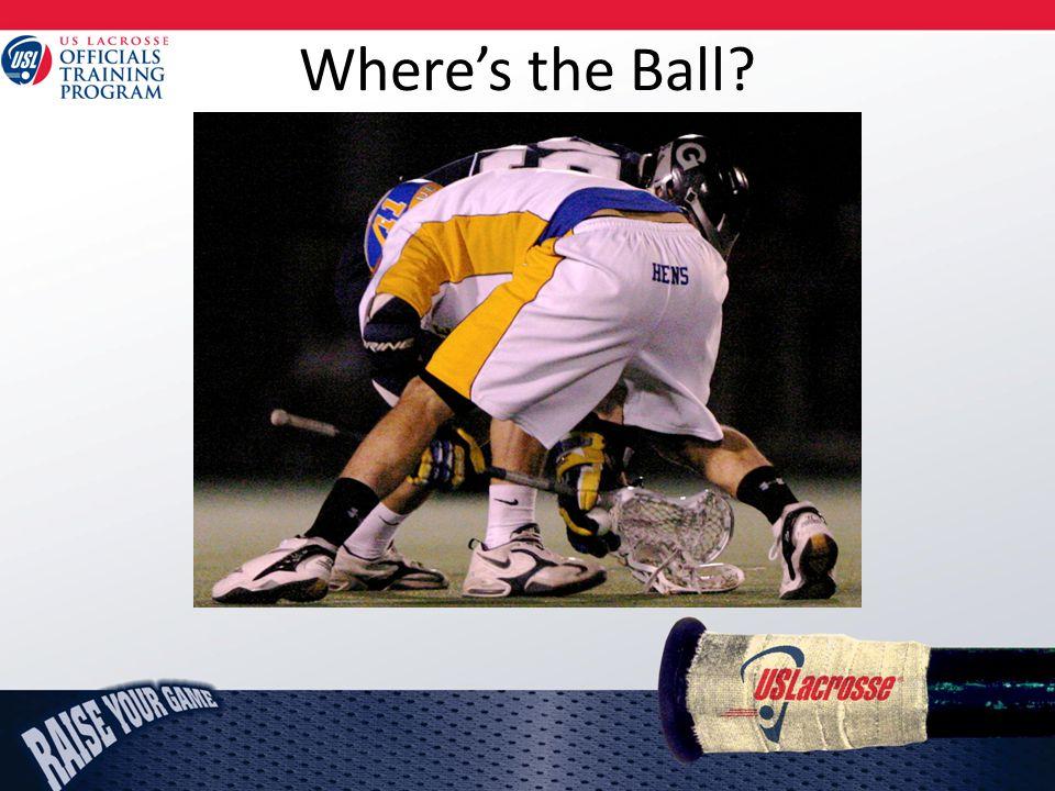 Wheres the Ball