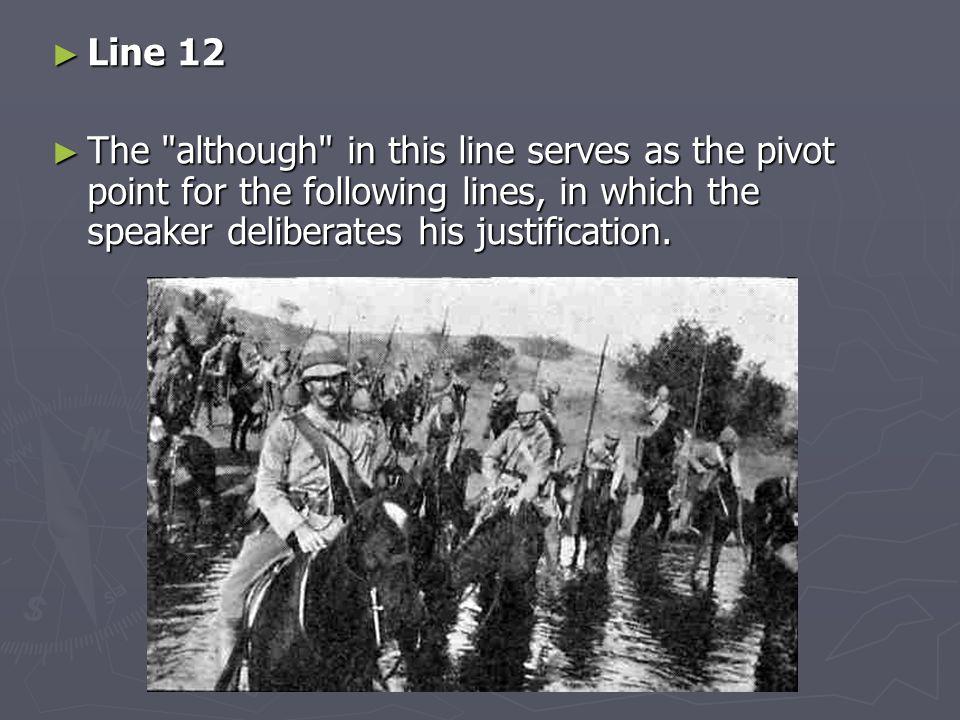 Line 12 Line 12 The