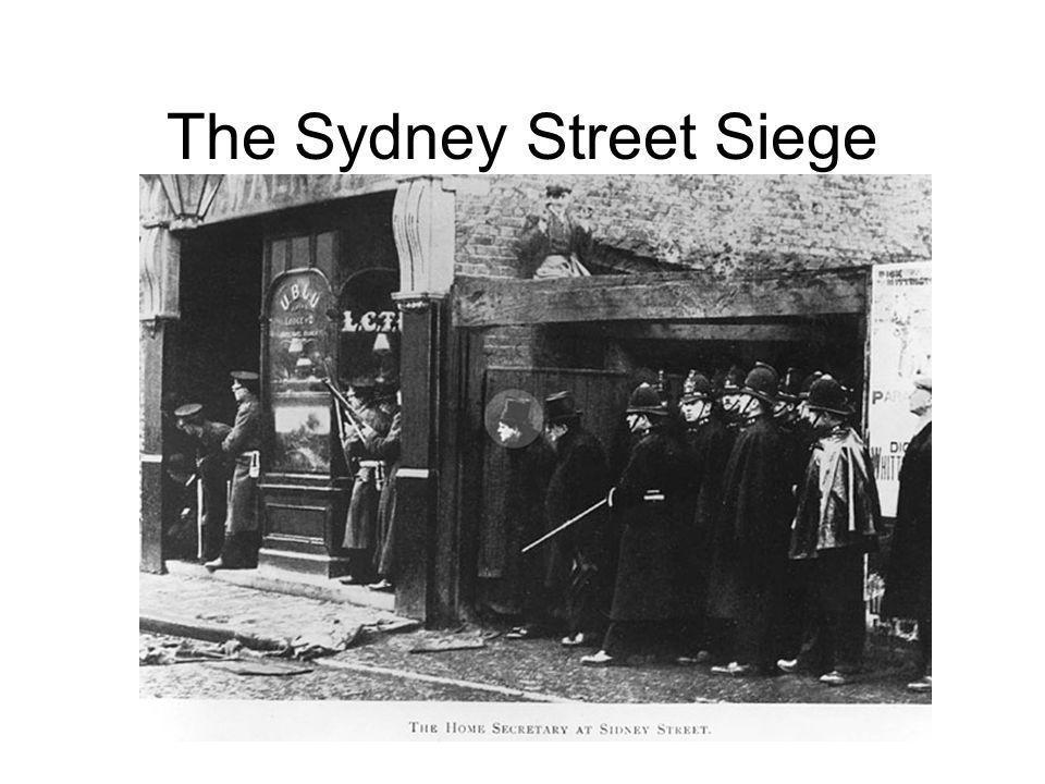 The Sydney Street Siege