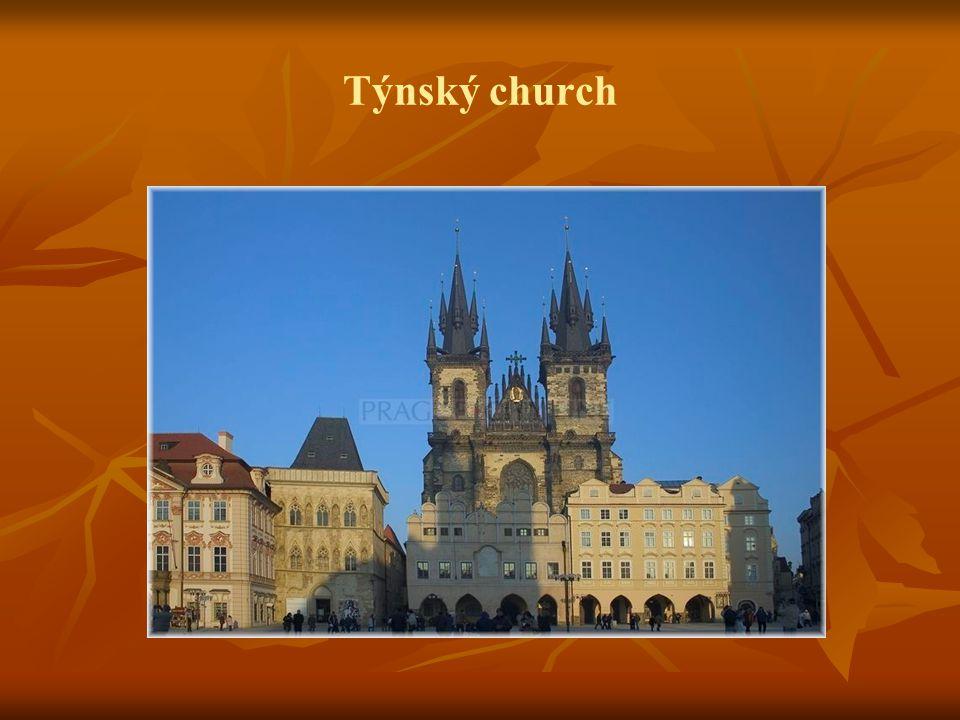 Týnský church