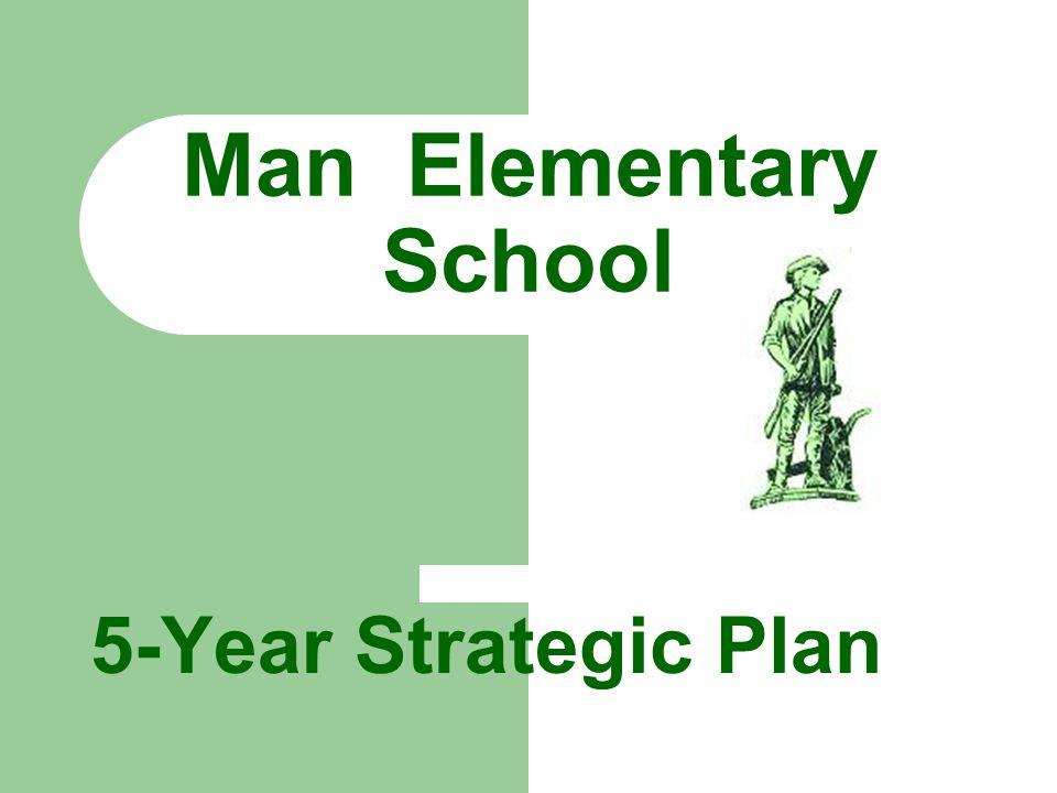 Man Elementary School 5-Year Strategic Plan