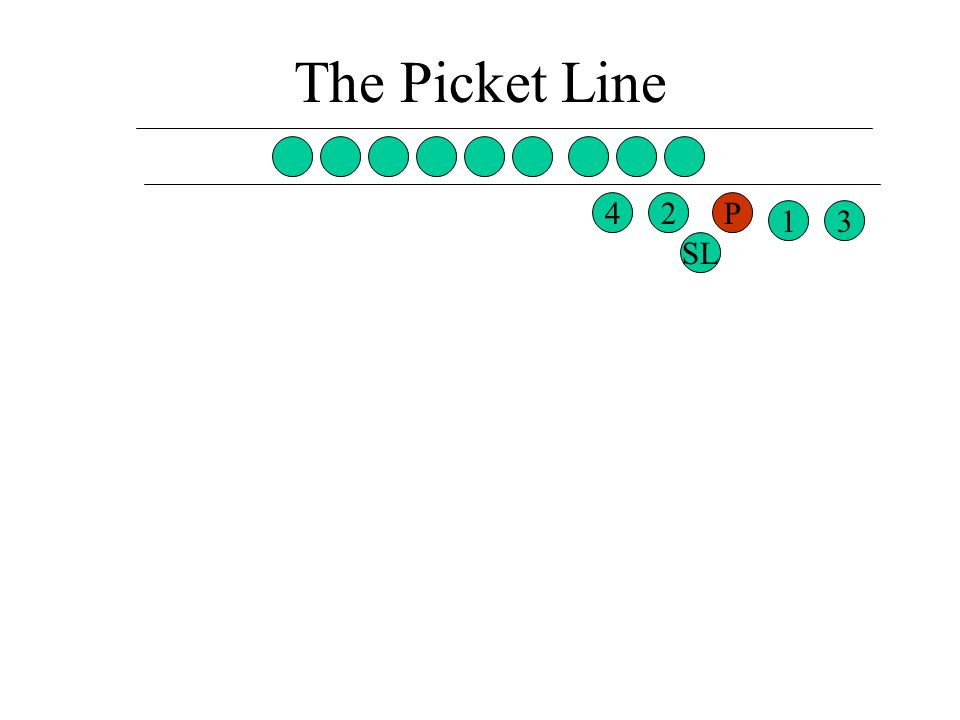 The Picket Line 24 31 SL P