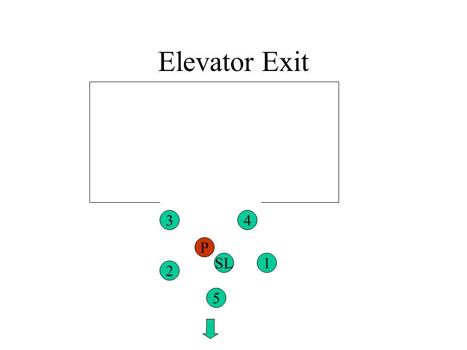 Elevator Exit 2 43 1SL P 5