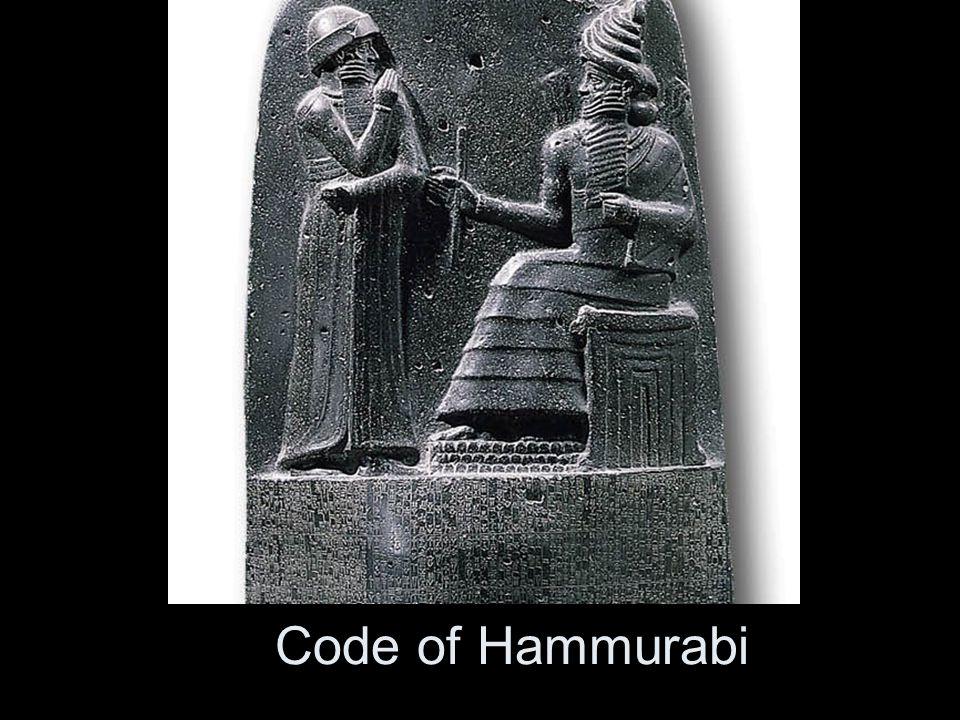 Hammurabi Code subjects, No.