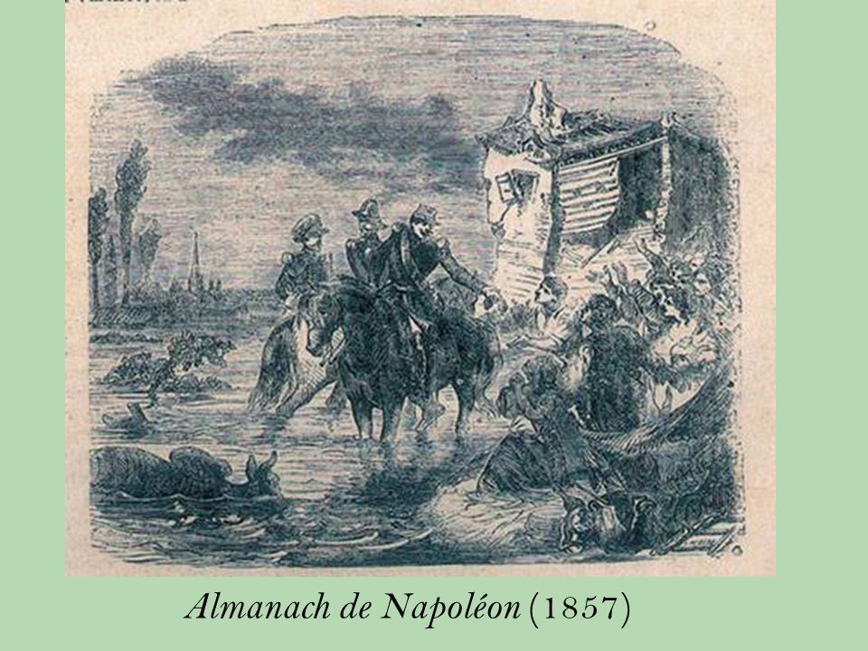 Almanach de Napoléon (1857)