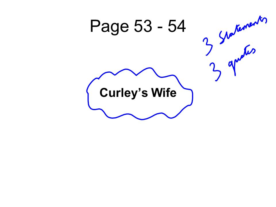 Page 53 - 54 Curleys Wife