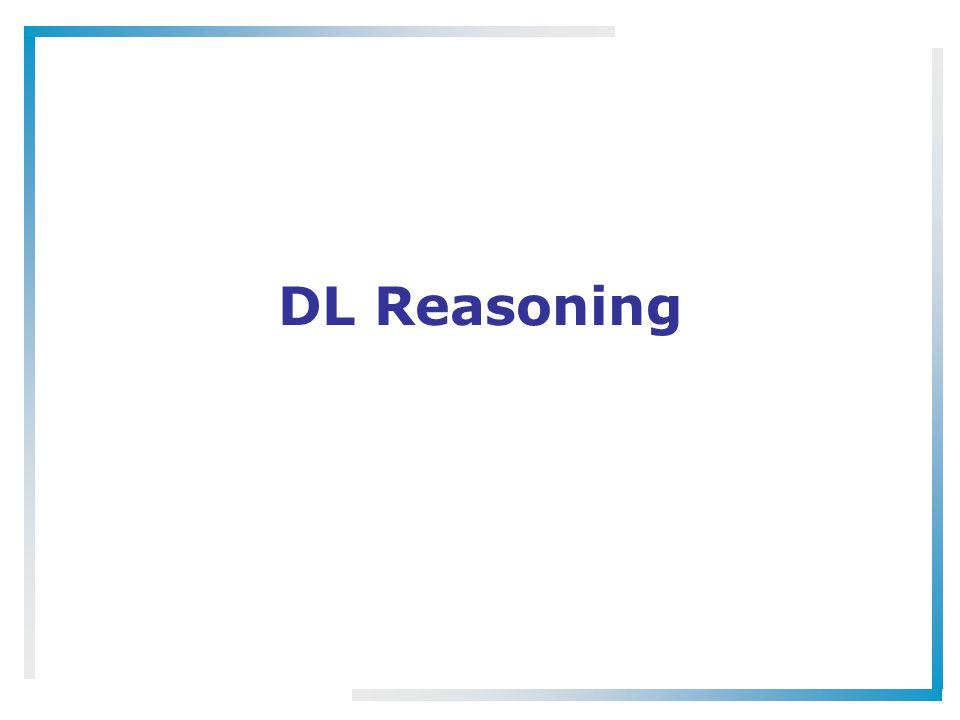 DL Reasoning