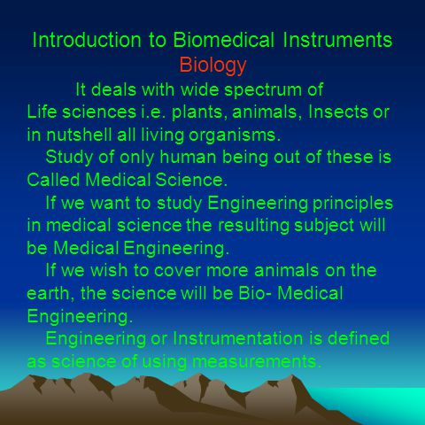 INSTRODUCTION TO THE MAN MACHINE SYSTEM A classical exercise in Biomedical engineering analysis involves the measurement of OUTPUTS from an unknown system as they are affected by various combinations of INPUTS.