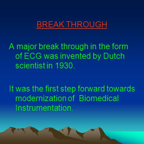 INSTRUMENTATION SYSTEM It is defined a the set of instruments & equipments utilized in the measurement of one or more characteristic or phenomena + the presentation of information obtained from those measurements in a form that can be read, interpreted recorded and preserved by man.