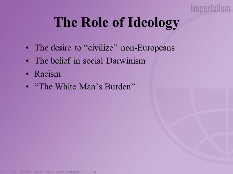 The Role of Ideology