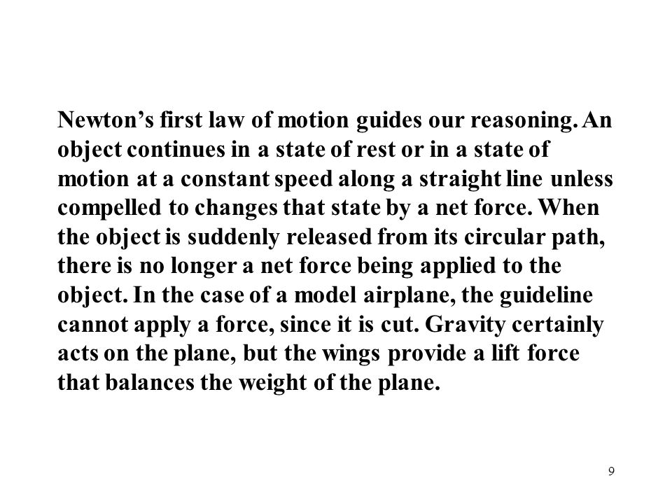 50 Example 13: Artificial Gravity At what speed must the surface of the space station (r=1700m) move in the figure, so that the astronaut at point P experiences a push on his feet that equals his earth weight?
