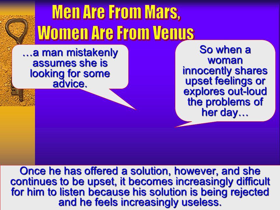 Martians value power, competency, efficiency, and achievement.