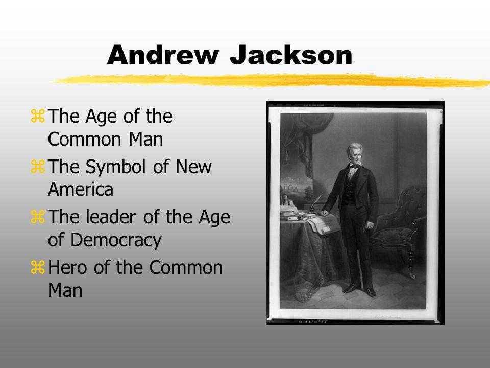 Context zWar of 1812 zEconomic Panic of 1819 zDenmark Vesey Slave Conspiracy of 1822 zEnd of Era of Good Feelings in 1822 1820s - A New Democratic Revolution