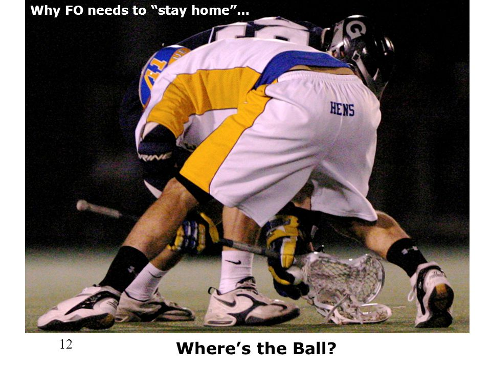 12HOMEVISITOR XXXXXOOOOO Wheres the Ball? Why FO needs to stay home…