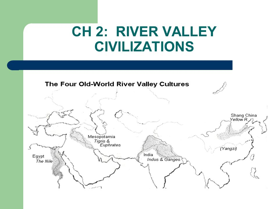Civilization Brings Change Economic – irrigationcrop surplustrade Social – Complex economy required cooperation and labor of many people – Social clas