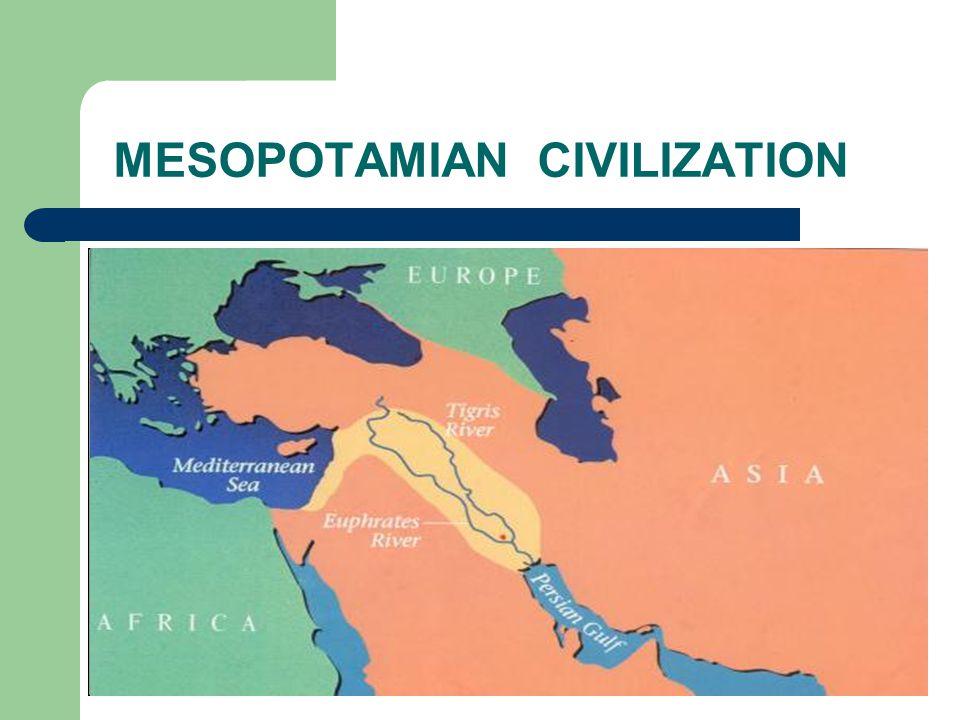 EARLY RIVER VALLEY CIVILIZATIONS MESOPOTAMIA – Sumerians on the Tigris/Euphrates NILE – Egyptians on the Nile INDUS- Indians on the Indus & Ganges Riv