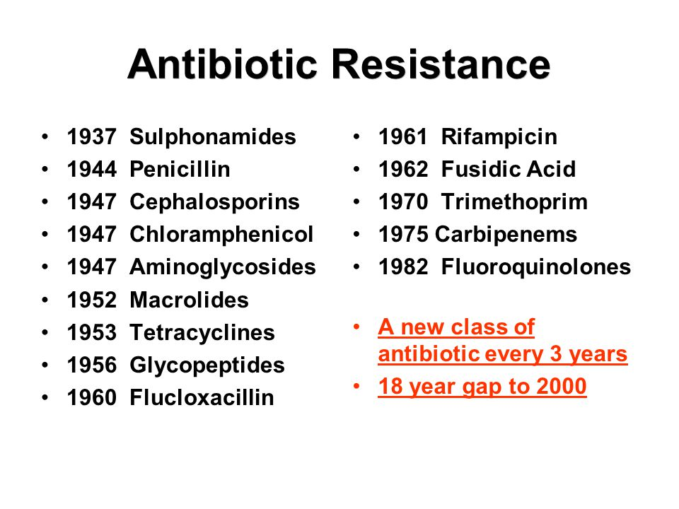 Pharmacovigilance Sulfanilamide one of first antibiotics Effective against streptococcal infections Not under patent protection (1908) Many manufacturers marketed it A small company decided to produce a liquid formulation Found that diethylene glycol was a suitable solvent