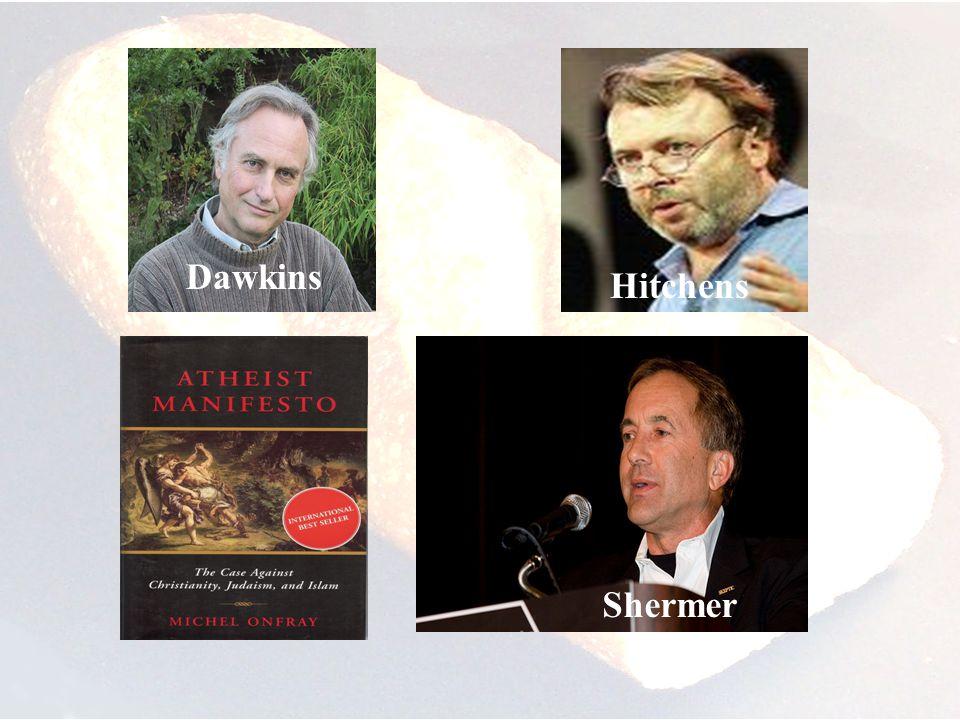 Dawkins Hitchens Shermer