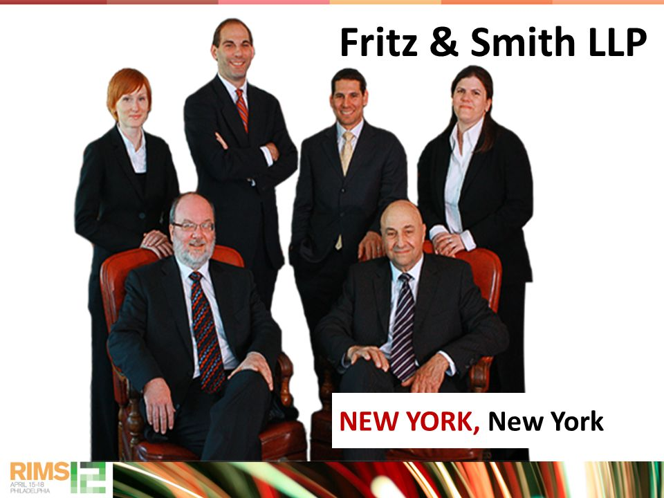 Fritz & Smith LLP NEW YORK, New York