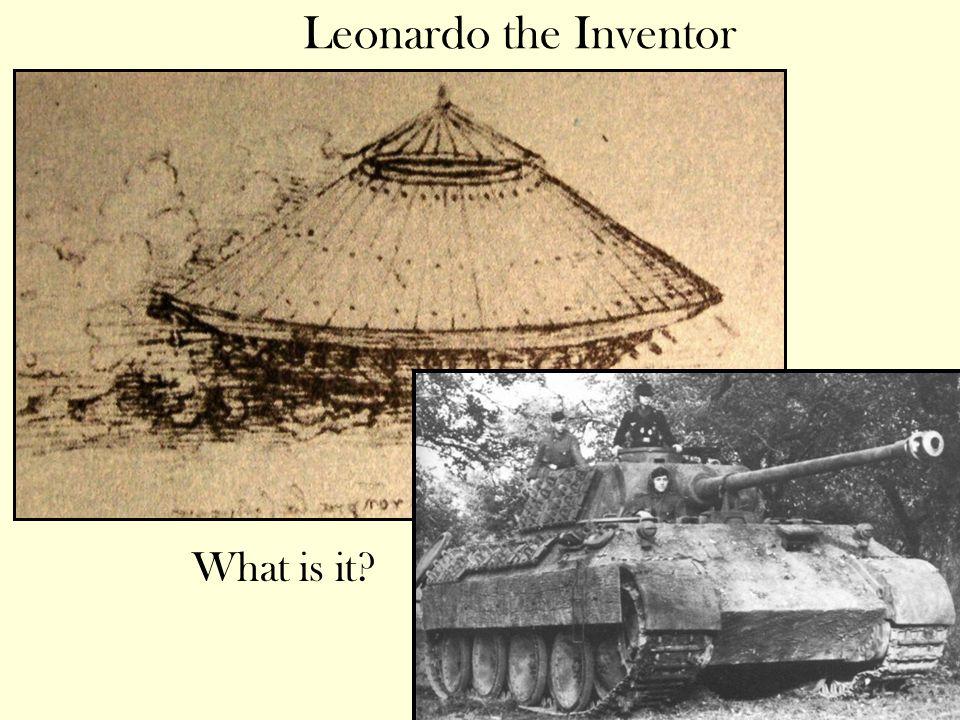 Leonardo the Inventor What is it?